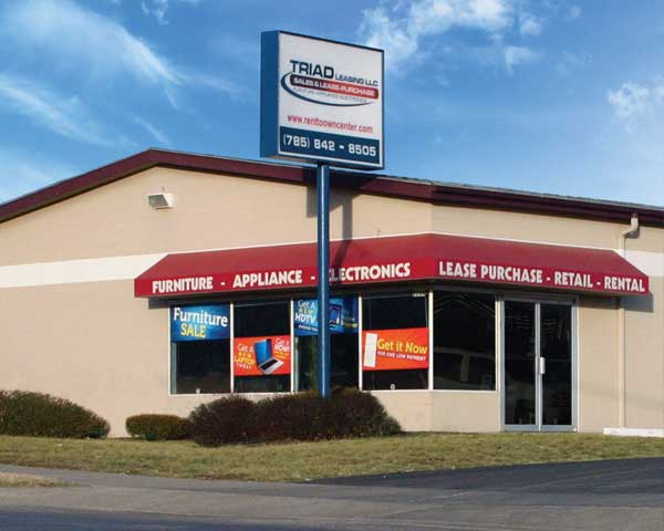 Triad Leasing, 2204 Haskell Ave., Lawrence, KS