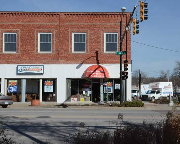Triad Leasing, Furniture Store, 435. S. Main, Ottawa, KS