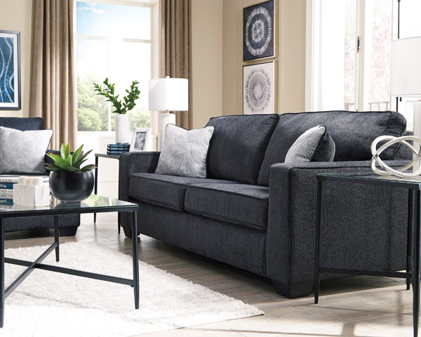 Miraculous Sofa Chair Featured In Level 1 Living Room Option Ashley Machost Co Dining Chair Design Ideas Machostcouk